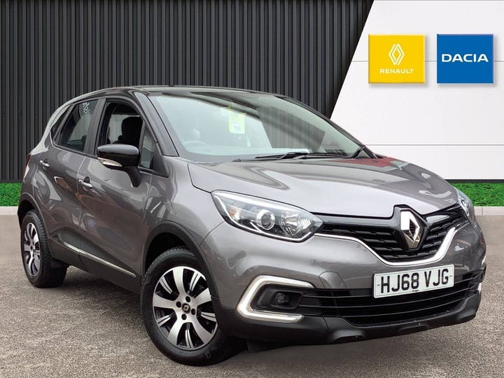 Renault Captur 0.9 Tce Energy Play SUV 5dr Petrol (s/s) (90 Ps) | HJ68VJG | Photo 1