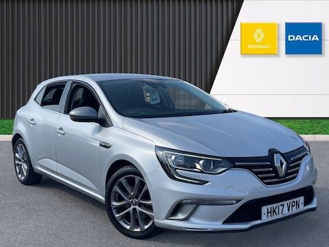 Renault Megane 1.6 DCi GT Line Nav Hatchback 5dr Diesel Manual (s/s) (130 Ps) | HK17VPN