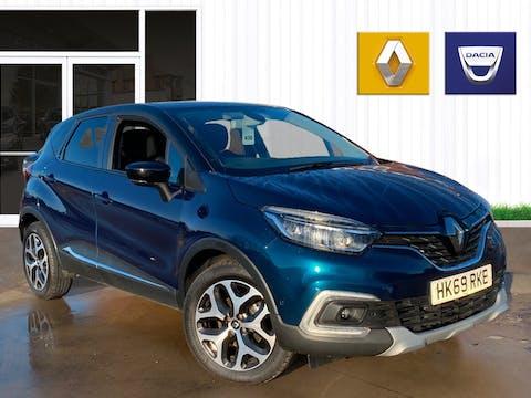 Renault Captur 1.3 Tce GT Line SUV 5dr Petrol (s/s) (130 Ps) | HK69RKE