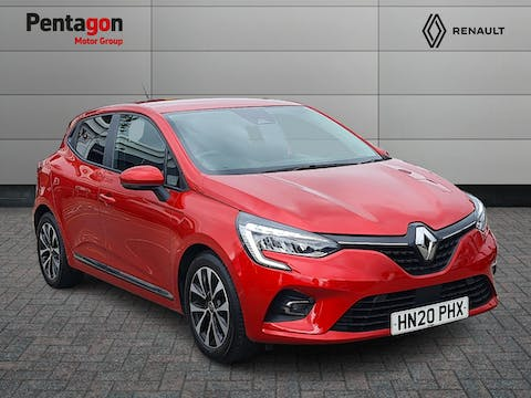 Renault Clio 1.0 Tce Iconic Hatchback 5dr Petrol Manual (s/s) (100 Ps) | HN20PHX
