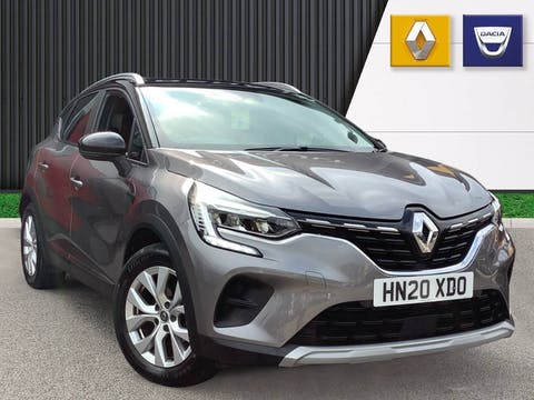 Renault Captur 1.5 Blue DCi Iconic SUV 5dr Diesel Manual (s/s) (95 Ps) | HN20XDO