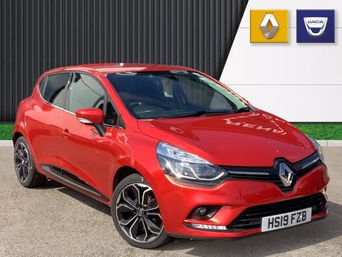 Renault Clio 0.9 Tce Iconic Hatchback 5dr Petrol (s/s) (90 Ps) | HS19FZB