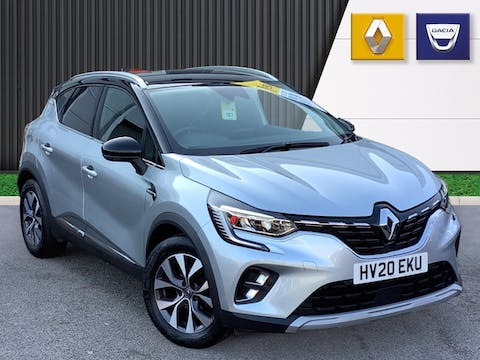 Renault Captur 1.5 Blue DCi S Edition SUV 5dr Diesel Manual (s/s) (95 Ps) | HV20EKU