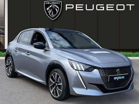 Peugeot 208 1.2 Puretech GT Line Hatchback 5dr Petrol Manual (s/s) (100 Ps) | KJ69LML
