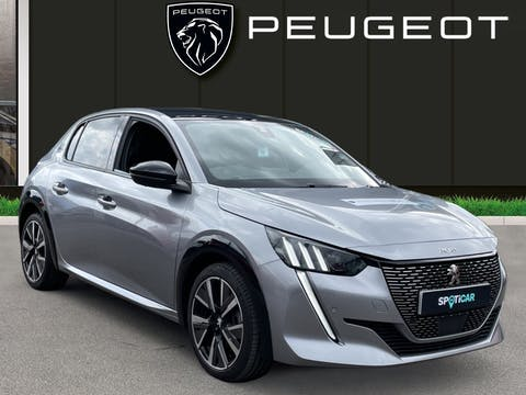 Peugeot 208 1.2 Puretech GT Line Hatchback 5dr Petrol Manual (s/s) (100 Ps) | KJ69LMM