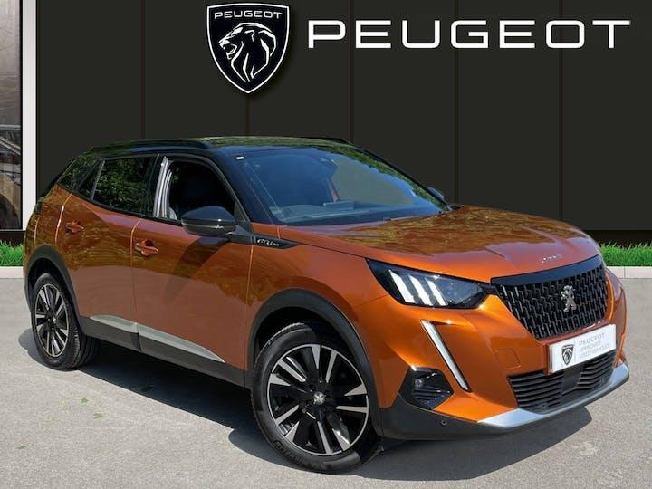Peugeot 2008 1.2 Puretech GT Line SUV 5dr Petrol Manual (s/s) (130 Ps) | KJ69LNE | Photo 1