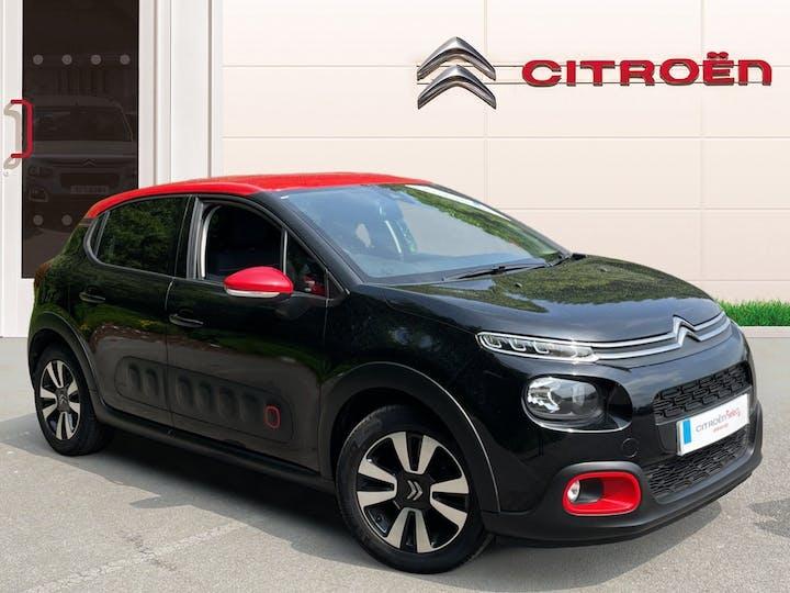 Citroen C3 1.2 Puretech Flair Hatchback 5dr Petrol Manual (s/s) (110 Ps) | KM17UEO | Photo 1