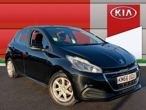Peugeot 208 1.2 Puretech Active Hatchback 5dr Petrol (82 Ps) | KM66UGU