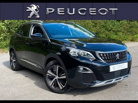 Peugeot 3008 1.2 Puretech Allure 5dr   KN19LZE