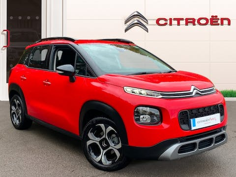 Citroen C3 AIRCROSS 1.2 Puretech Flair SUV 5dr Petrol Manual (s/s) (110 Ps) | KN19RJE