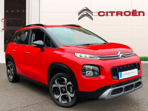 Citroen C3 AIRCROSS 1.2 Puretech Flair SUV 5dr Petrol Manual (s/s) (110 Ps) | KN19YTA
