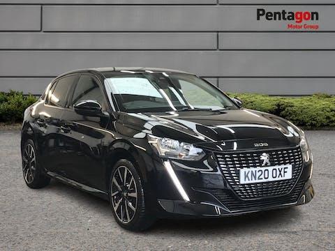 Peugeot 208 1.2 Puretech Allure Hatchback 5dr Petrol Manual (s/s) (100 Ps) | KN20OXF