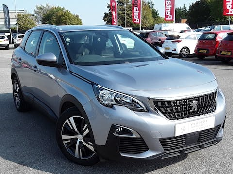 Peugeot 3008 1.5 Bluehdi Active SUV 5dr Diesel (s/s) (130 Ps) | KO19WEP