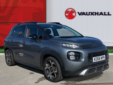 Citroen C3 AIRCROSS 1.2 Puretech Flair SUV 5dr Petrol Manual (82 Ps) | KO68WPM