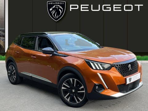 Peugeot 2008 1.2 Puretech GT Line SUV 5dr Petrol Manual (s/s) (130 Ps)   KO69CWM