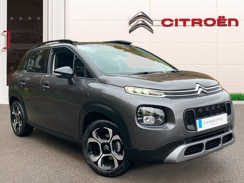 Citroen C3 AIRCROSS 1.2 Puretech Flair SUV 5dr Petrol Manual (s/s) (110 Ps) | KO69NPC