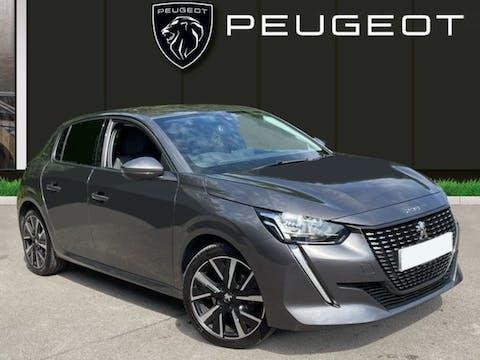 Peugeot 208 1.2 Puretech Allure Hatchback 5dr Petrol Eat (s/s) (100 Ps) | KO69XLZ