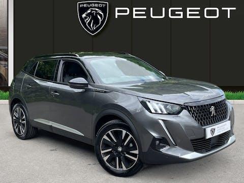 Peugeot 2008 1.2 Puretech GT Line SUV 5dr Petrol Manual (s/s) (130 Ps)   KP20YWF