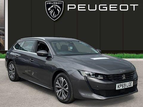 Peugeot 508 SW 1.6 Puretech Allure Estate 5dr Petrol Eat (s/s) (180 Ps)   KP69LGE
