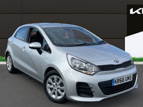 Kia Rio 1.25 1 Air Hatchback 5dr Petrol Manual (115 G/km, 84 Bhp) | KR66UMS