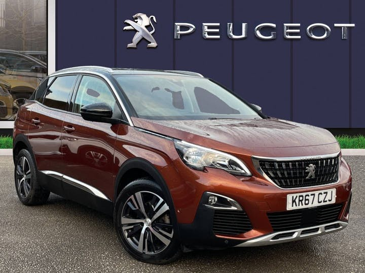 Peugeot 3008 1.6 Bluehdi Allure SUV 5dr Diesel (s/s) (120 Ps) | KR67CZJ | Photo 1
