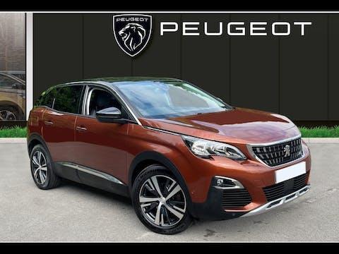 Peugeot 3008 1.6 Bluehdi Allure SUV 5dr Diesel (s/s) (120 Ps) | KS67FUY