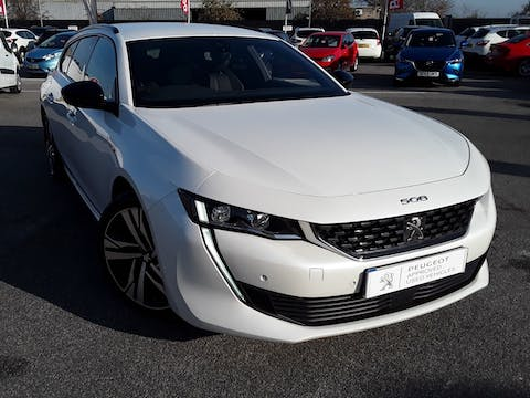 Peugeot 508 SW 1.5 Bluehdi GT Line Estate 5dr Diesel Eat (s/s) (130 Ps) | KU19SEM