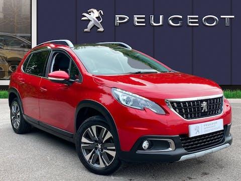 Peugeot 2008 1.2 Puretech Allure Premium 5dr Start | KU68XHM