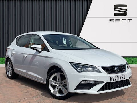 SEAT Leon 1.5 Tsi Evo Fr Hatchback 5dr Petrol Manual (s/s) (130 Ps) | KV20WSJ