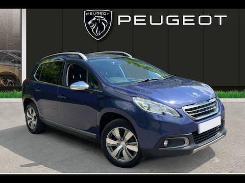 Peugeot 2008 1.2 VTi Allure SUV 5dr Petrol Manual (114 G/km, 82 Bhp) | KV64XOD