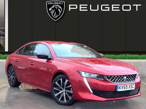 Peugeot 508 2.0 Bluehdi GT Line Fastback 5dr Diesel Eat (s/s) (160 Ps) | KV69XSC