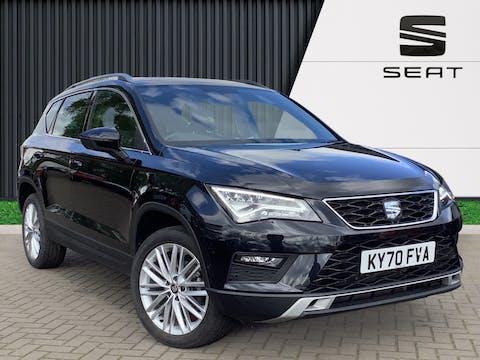 SEAT Ateca 1.5 Tsi Evo XCellence SUV 5dr Petrol DSG (s/s) (150 Ps) | KY70FVA