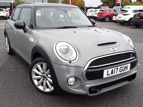 MINI Hatch 2.0 Cooper S Hatchback 5dr Petrol Auto (s/s) (192 Ps) | LA17GUH