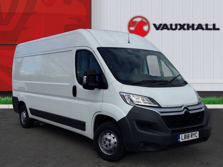 Citroen Relay 2.0 Bluehdi 35 Enterprise Panel Van 5dr Diesel Manual L3 H2 Eu6 (130 Ps) | LB18RYC | Photo 1