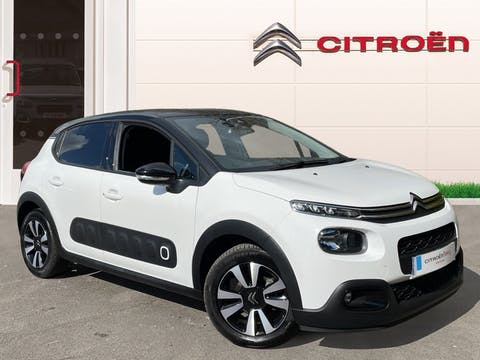Citroen C3 1.2 Puretech Flair Hatchback 5dr Petrol Manual (s/s) (82 Ps) | LB68TNU