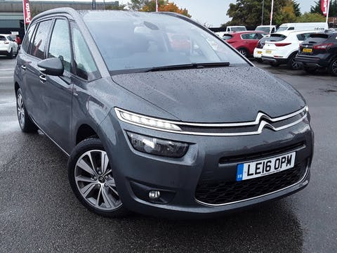 Citroen Grand C4 Picasso 1.6 Bluehdi Exclusive Plus 5dr | LE16OPM