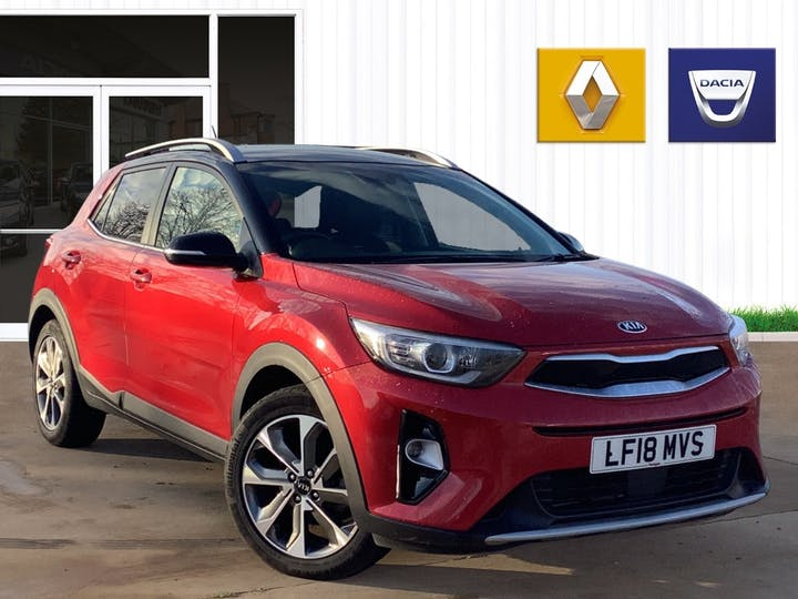 Kia Stonic 1.0 T Gdi First Edition SUV 5dr Petrol (s/s) (118 Bhp) | LF18MVS | Photo 1