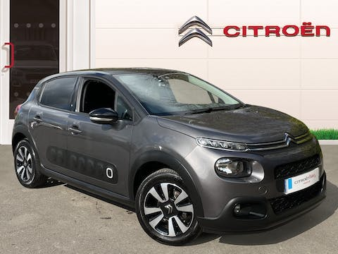 Citroen C3 1.2 Puretech Flair Hatchback 5dr Petrol Manual (s/s) (83 Ps) | LF19MSB