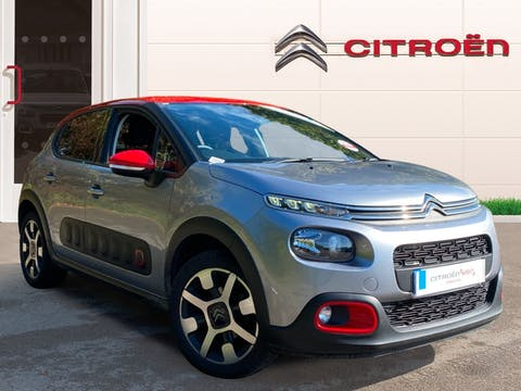 Citroen C3 1.2 Puretech 82PS Flair Nav Edition 5dr | LF19ZMG