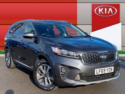 Kia Sorento 2.2 CRDi KX 2 SUV 5dr Diesel Auto Awd (s/s) (197 Bhp) | LF69YDB