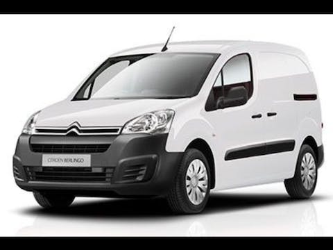 Citroen Berlingo 1.6 Bluehdi 850 Enterprise L1 Panel Van 5dr Diesel Manual (112 G/km, 100 Bhp) | LG68NXJ