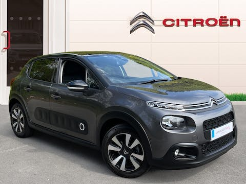 Citroen C3 1.2 Puretech Flair Hatchback 5dr Petrol Manual (82 Ps) | LG68YWB