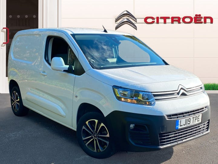 Citroen Berlingo 1.6 Bluehdi 1000 Driver M Panel Van 5dr Diesel Manual SWB Eu6 (s/s) (100 Ps) | LJ19TPE | Photo 1