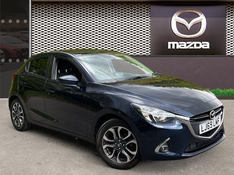 Mazda Mazda2 1.5 Skyactiv G Sport Nav Plus Hatchback 5dr Petrol Auto (s/s) (90 Ps) | LJ69LMF