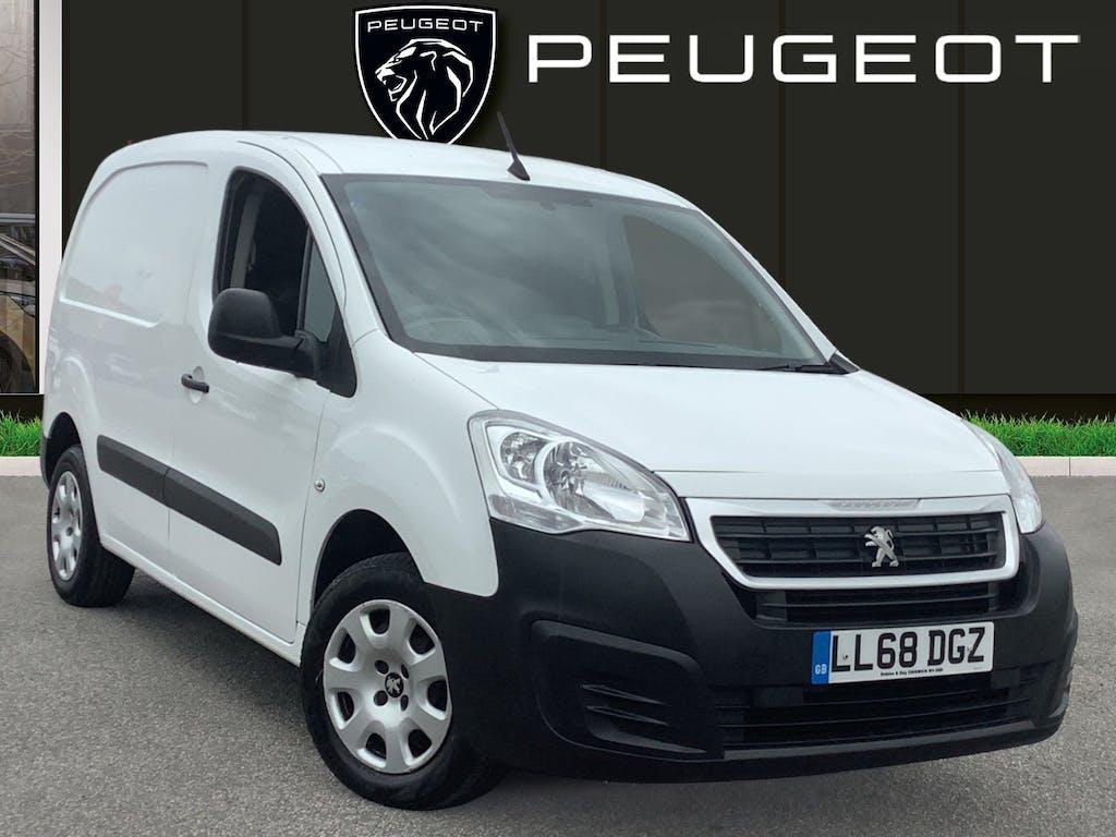 Peugeot Partner Panel Van 2