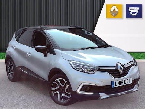 Renault Captur 1.5 DCi Energy Dynamique S Nav SUV 5dr Diesel Edc (s/s) (90 Ps) | LM18ODT