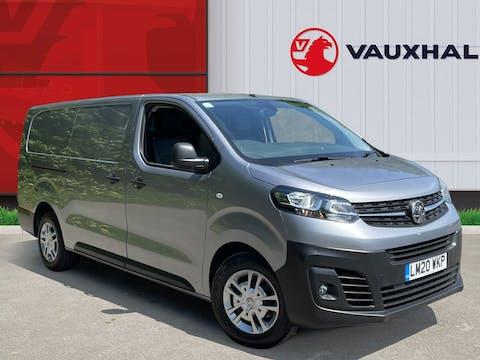 Vauxhall Vivaro 2.0 Turbo D 3100 Dynamic Panel Van 6dr Diesel Manual L2 H1 Eu6 (s/s) (120 Ps) | LM20WKP