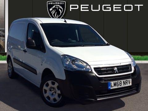 Peugeot Partner 1.6 Bluehdi Professional L1 Panel Van 5dr Diesel Manual (112 G/km, 97.64 Bhp)   LM68NRV