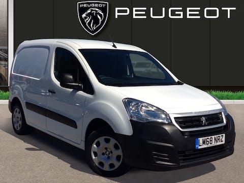 Peugeot Partner 1.6 Bluehdi Professional L1 Panel Van 5dr Diesel Manual (112 G/km, 97.64 Bhp) | LM68NRZ