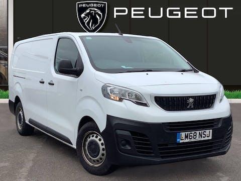 Peugeot Expert 1.6 Bluehdi 1200 Professional Long Panel Van 6dr Diesel Manual LWB Eu6 (95 Ps) | LM68NSJ